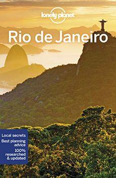 portada Lonely Planet rio de Janeiro (Travel Guide) (libro en Inglés)
