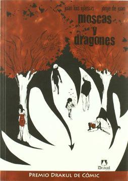 portada Moscas y Dragones