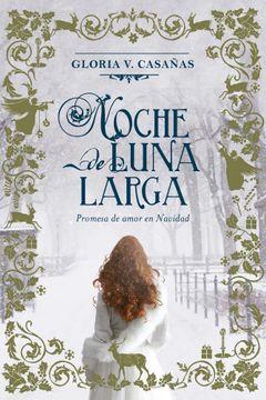 portada Noche de Luna Larga ( Libro 1 de la Triada Tres Lunas de Navidad )