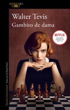 portada Gambito de Dama