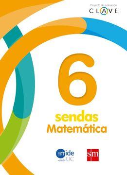 portada Matemática 6° Básico