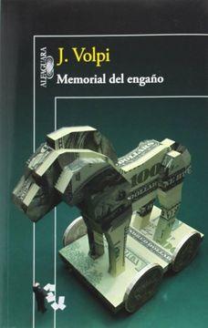 portada Memorial del engaño