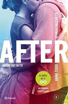 portada After 4: Amor Infinito