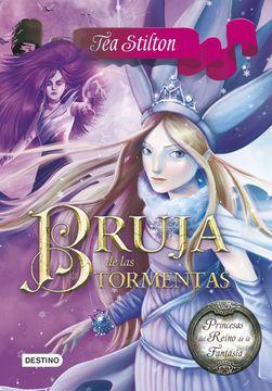 portada Princesas del Reino de la Fantasía 10. Bruja de las Tormentas