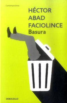 portada Basura (Edición de Bolsillo)