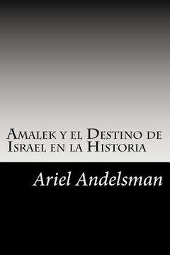 portada amalek y el destino de israel en la historia