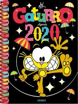 portada Gaturro 2020 Anillada Negra