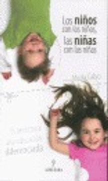 portada Los niños con los niños, las niñas con las niñas (Sociedad Actual (almuzara))