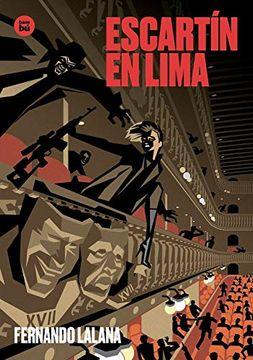 portada Escartín en Lima (Exit)