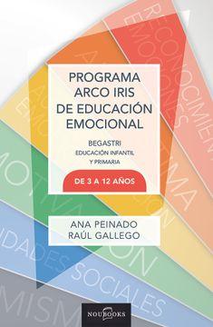 portada Programa Arco Iris de Educación Emocional. De 3 a 12 Años. 2ª Edición