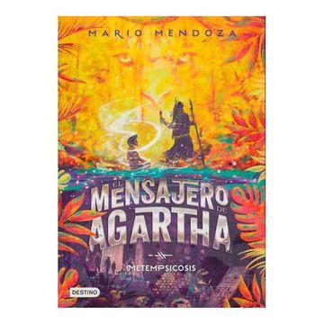 portada El Mensajero de Agartha - Metempsicosis