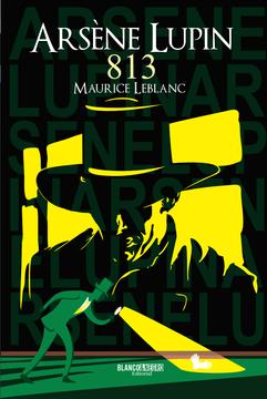 portada Arsene Lupin 813