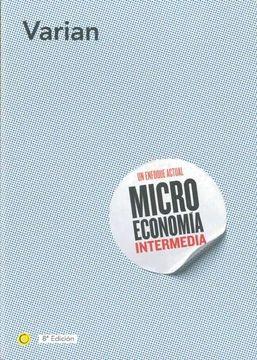 Libro Microeconomía Intermedia, 8ª ed., Hal R. Varian