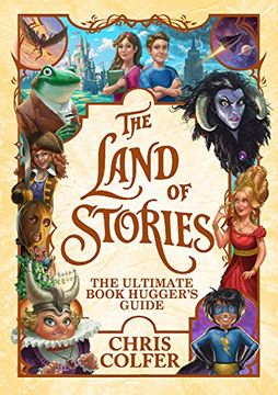 portada The Land of Stories: The Ultimate Book Hugger's Guide (libro en inglés)