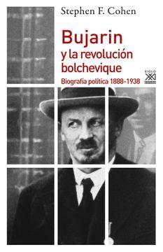 portada Bujarin y la Revolucion Bolchevique