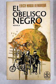 portada El obelisco negro