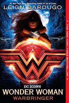 portada Wonder Woman: Warbringer (dc Icons) (libro en Inglés)