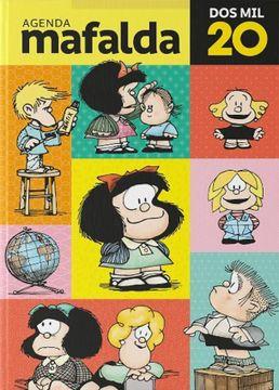 portada Agenda Mafalda 2020