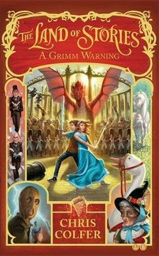 portada The Land Of Stories: A Grimm Warning