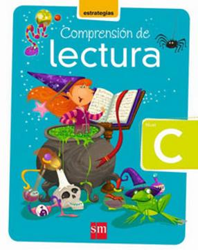 portada Estrategias de Comprensión de Lectura c (Sm)