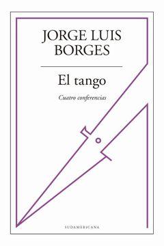 portada El Tango. Cuatro Conferencias