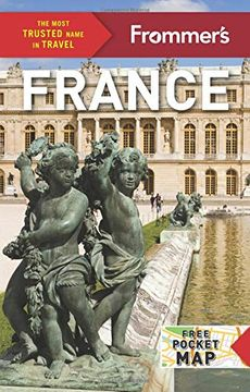 portada Frommer's France (Complete Guides) (libro en Inglés)
