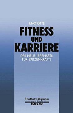 portada Fitness und Karriere (FAZ - Gabler Edition)