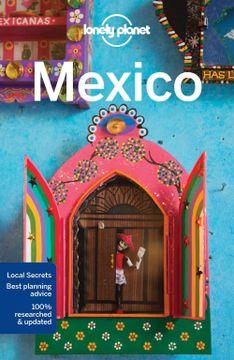 portada Lonely Planet Mexico (Travel Guide) (libro en inglés)