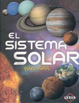 portada El Sistema Solar Para Niños