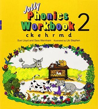 portada Jolly phonics workbook 2 (ck e h rm d)