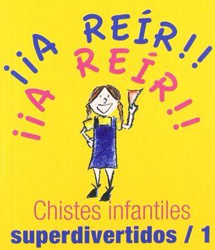 portada Chistes Infantiles Superdivertidos
