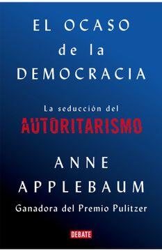 portada OCASO DE LA DEMOCRACIA, EL