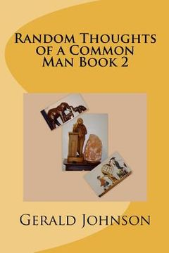 portada random thoughts of a common man book 2