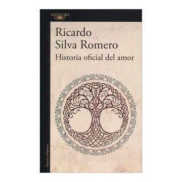 portada Historia Oficial del Amor