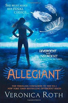 portada Divergent 3 - Allegiant (b Format)