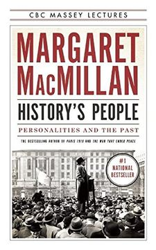 portada History's People: Personalities and the Past (Cbc Massey Lectures)