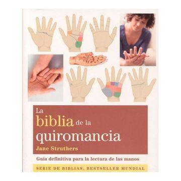 portada La Biblia de la Quiromancia