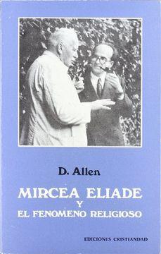 portada Mircea Eliade y el Fenómeno Religioso