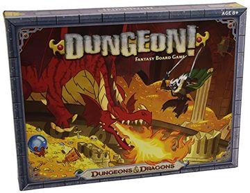 portada Dungeon - Juego de Mesa (Wtca78490000) (Importado)