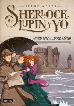 portada El Puerto de los Engaños: Sherlock, Lupin y yo 11