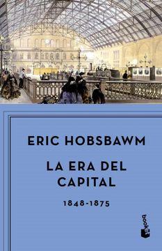 portada La era del Capital 1848 - 1875
