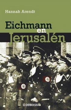 portada Eichmann en Jerusalen