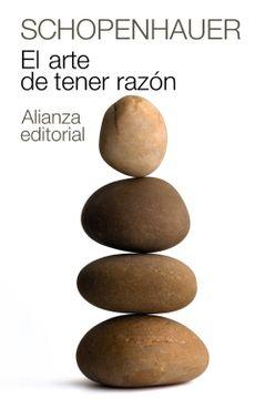 portada El Arte de Tener Razón