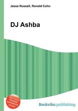 portada Dj Ashba (libro en Inglés)