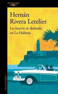 portada La Muerte se Desnuda en la Habana