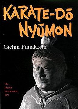 portada Karate-Do Nyumon: The Master Introductory Text (libro en Inglés)