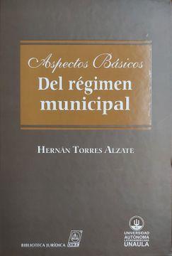 portada Aspectos Basicos del Regimen Municipal