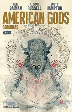 portada American Gods Sombras nº 07