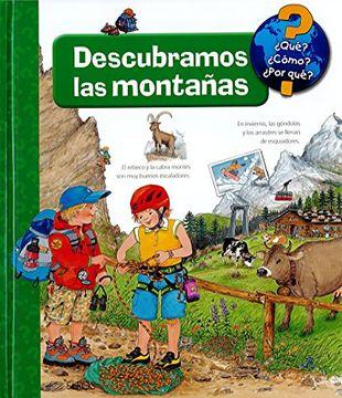 portada Descubramos las montañas (¿Qué? ¿Cómo? ...)