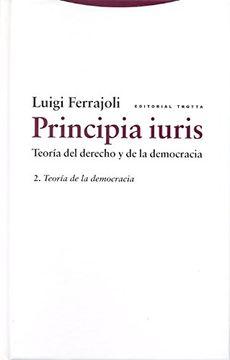 portada Teoría del Derecho y de la Democracia, 2. Teoría de la Democracia
